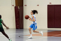 WMS 8th Grade GBB vs King Middle School 12-21-17